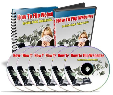How To Flip Websites Home Study Course_五福临门_新浪博客
